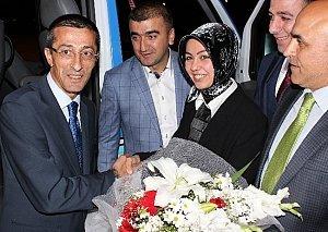 Yeşilyurt: 'Tek Derdimiz Erzurum Olacak'
