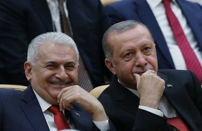 Yıldırım İstanbul'un başkanı Erdoğan'ın yardımcısı!