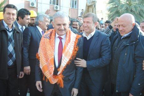 Yıldırım,İzmir'in kaybolan yıllarını geri alacağız