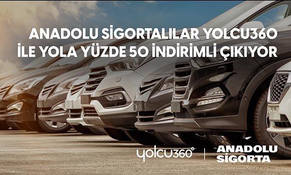 Yolcu360 ve Anadolu Sigorta'dan ayakları yerden kesen kampanya…