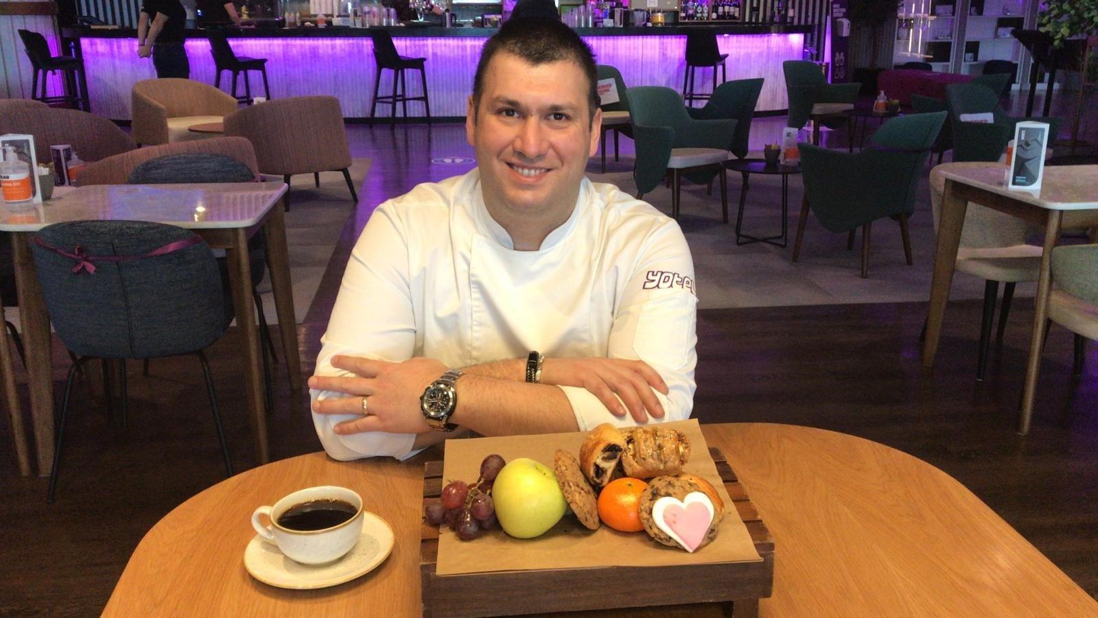 YOTEL Komyuniti Restaurant & Bar'da Şef Dikmen imzası
