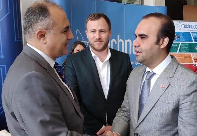 Yücel: Dünyaya Türk teknolojisini satmak istiyoruz