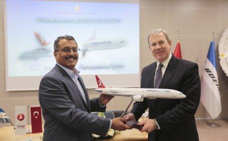Dunn, Boeing, Türkiye ile 70 yıldır çalışıyor.