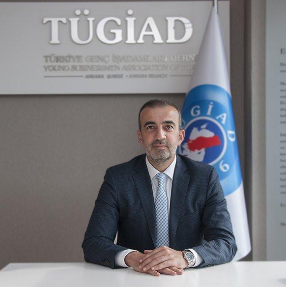Zafer Yıldırım ,TÜGİAD Ankara'nın tek başkan adayı olacak