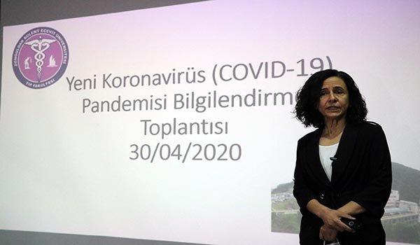 Zonguldak'taki BEÜ'de şimdiye kadar 7 bin 300 test yapıldı